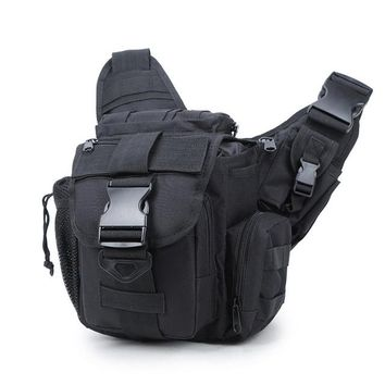 Sports gym bag Tactical Military Outdoor  Backpack Travel Molle Camouflage Camping Hiking Men Women Camera Climbing Bags Unisex KO_5_1