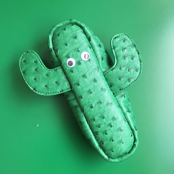 Cactus Kawaii Pencil Case