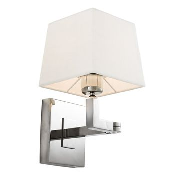 Silver Wall Lamp | Eichholtz Cambell