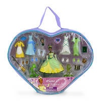 Tiana Figurine Fashion Play Set