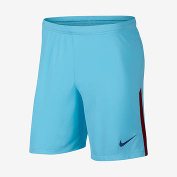 Barcelona 2017-18 Away Shorts
