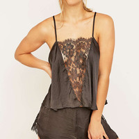 Free People Jones Satin Cami - Urban Outfitters