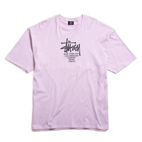 Big Cities T-Shirt Light Lavender