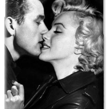 Marilyn Monroe And James Dean Kiss Iphone 6 Plus Cover Case 2014 IPhone 6s Case