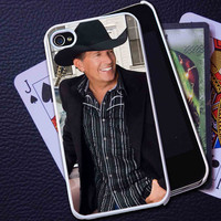 George Strait -  iPhone 6, iPhone 6+, samsung note 4, samsung note 3,iPhone 5C Case, iPhone 5/5S Case, iPhone 4/4S Case, Durable Hard Case