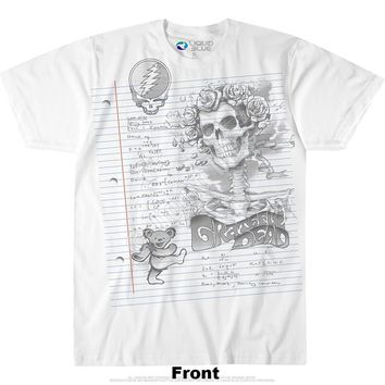Grateful Dead Sketch T-Shirt