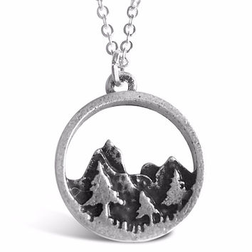 Embrace the Nature Forecast Necklace