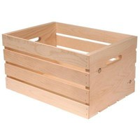 Wood Crate-94565 at The Home Depot