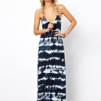 Denim & Supply By Ralph Lauren Tie Dye Maxi Dress at asos.com