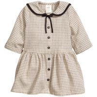 Cotton Dress - from H&M