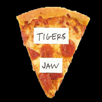 Tigers Jaw Pizza Logo by TameImpalarulez