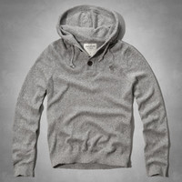 Palmer Brook Hooded Sweater
