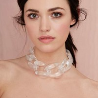 All Clear Chain Choker