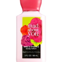 Travel Size Body Lotion Mad About You