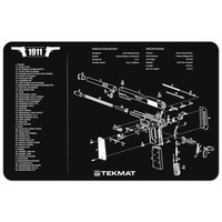 "1911 Gun Cleaning Mat - 11"" x 17"" Oversized Workarea"