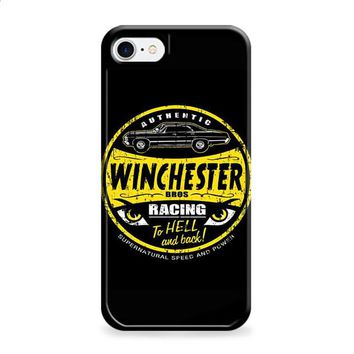 Dean Winchester Supernatural Logo Speed And Power iPhone 6 | iPhone 6S case