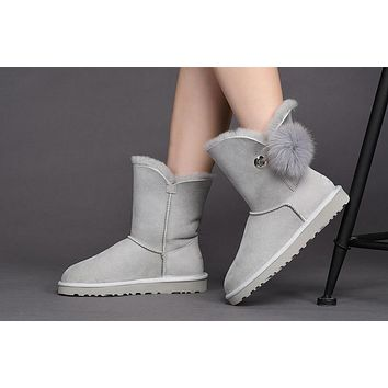 Best Sale Online UGG Limited Edition Classics Boots IRINA Women Shoes SEAL 1017502