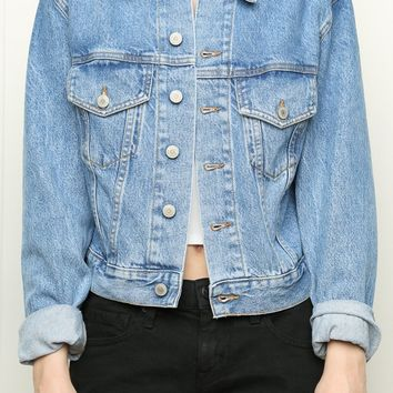 JACKSON DENIM JACKET