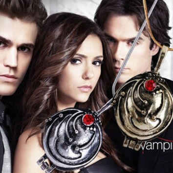 2016 New Fashion Vintage Necklaces & Pendants Vampire Diaries Elena Gilbert Necklace Women Verbena Necklace XY-N195