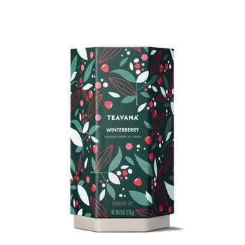 Winterberry Tea-Filled Tin
