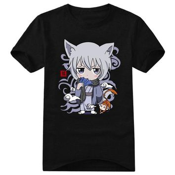 8Colors Kamisama Hajimemashita / Kiss Tomoe T-shirt Cosplay Costumes Kamisama Love Cute Short Sleeve Tee Shirt Casual Tops