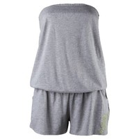 Fox 2013 Women's Secret Ride Romper - 50206 (Heather Grey - S)