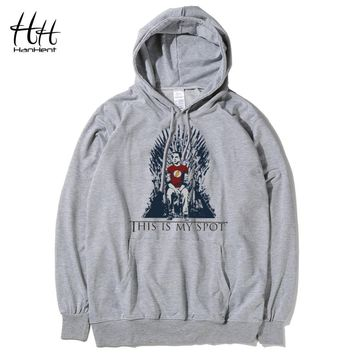 Games Of Thrones Hoodies This Is My Spot Men The Big Bang Theory Shelton Sweatshirts A Song of Ice and Fire Thin Hooded