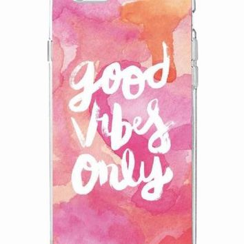 Good Vibe Cases For iPhone 7