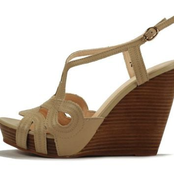 Seychelles for Women: Worth it Vacchetta Wedge