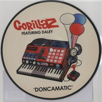 Gorillaz Feat. Daley - Doncamatic
