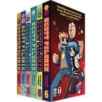Scott Pilgrim The Complete Series - Walmart.com