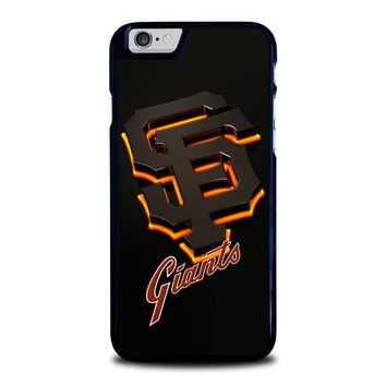 SAN FRANCISCO GIANTS 5 iPhone 6 / 6S Case Cover