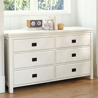 Oxford 6-Drawer Dresser