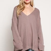Finer Things Knit Pullover - FINAL SALE