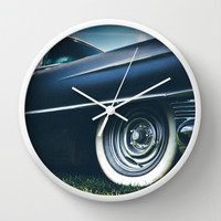 The Caddie Wall Clock by HappyMelvin