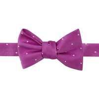 Tommy Hilfiger Wedding Dot To-Tie Bow Tie