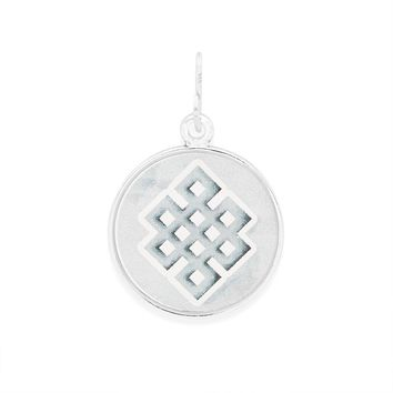 Endless Knot Art Infusion Charm