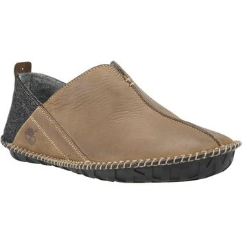 Timberland Earthkeepers Lounger Leather Slip-On Shoe - Men's Burnished