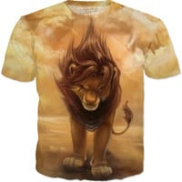 Lion King part 1 T-shirt