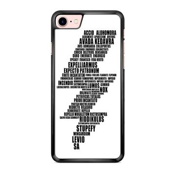 Harry Potter Quote 7 iPhone 7 Case