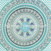 trendyystuff Large Mandala tapestries, Wall Hanging, Hippie Tapestries, Wall Tapestries, Hippy Boho throw, Indian Bedspread