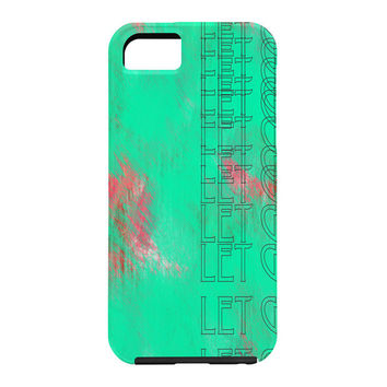 Amy Smith Let Go Cell Phone Case