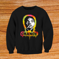 Chance The Rapper Acid Rap Sweater unisex adults Size S to 2XL