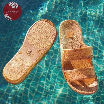 Light Brown Jandals? - Pali Hawaii Sandals