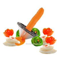 Creative vegetable spiralizer slicer tool/ kitchen accessories