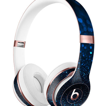 50 Shades of Unfocused Blue Full-Body Skin Kit for the Beats by Dre Solo 3 Wireless Headphones