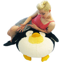 Massive Penguin Bean Bag