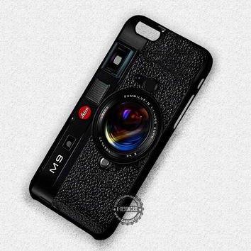 Cool Black Leica M9 - iPhone 7 6S 5S SE 4S Cases & Covers