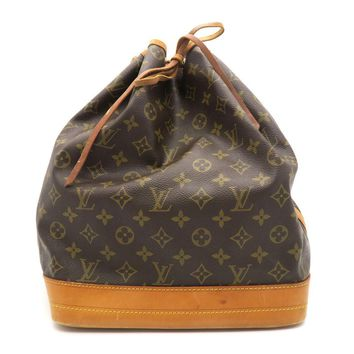 Louis Vuitton Monogram Noe Shoulder Bag M42224 LV