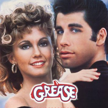 Grease 11x17 Movie Poster (1997)